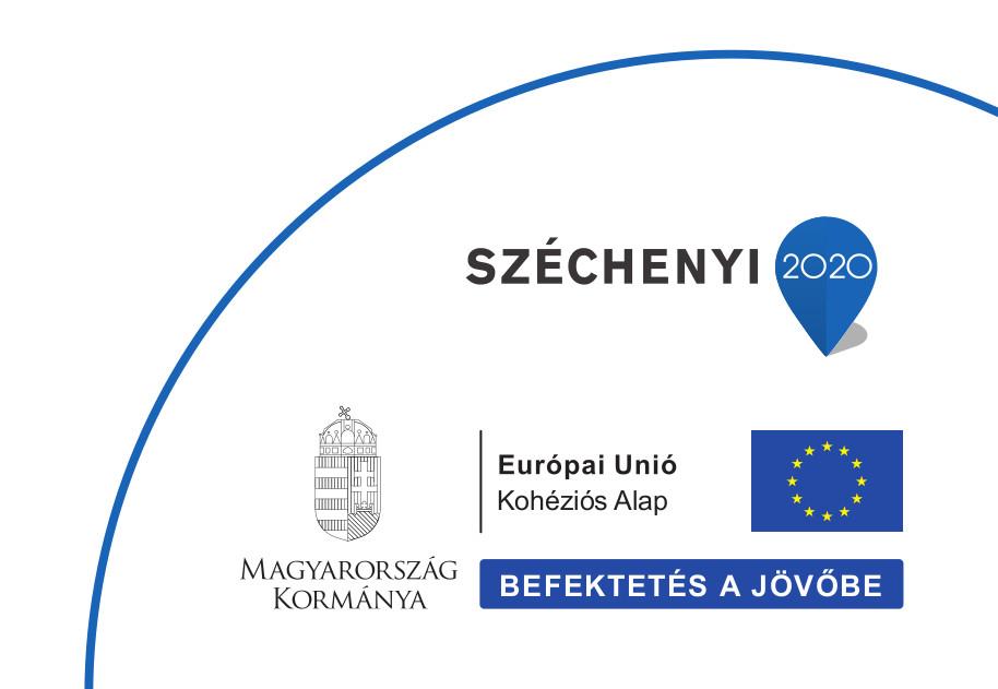 Széchenyi 2020 - Befektetés a jövőbe